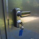 Drzwi pół chłodnicze