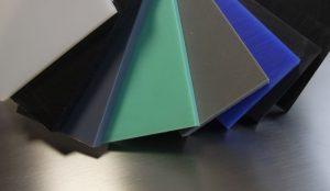 Wzornik kolorów płyt PE-HD UV