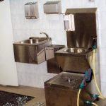 Myjka ręczna do butów